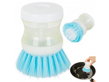 pol pl Szczotka myjka do naczyn kuchenna dozownik plynu 2700 1