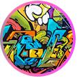 Tapeta graffiti