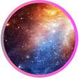 Samolepicí tapeta vesmír