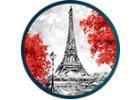 Obraz Paříž