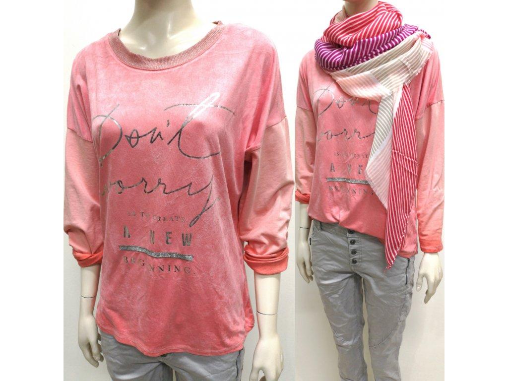 bf6af2e345d0 Dámske tričko IT COLLECTION