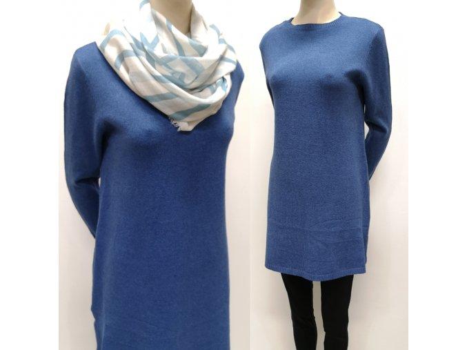 Úpletové krátke šaty FINERY