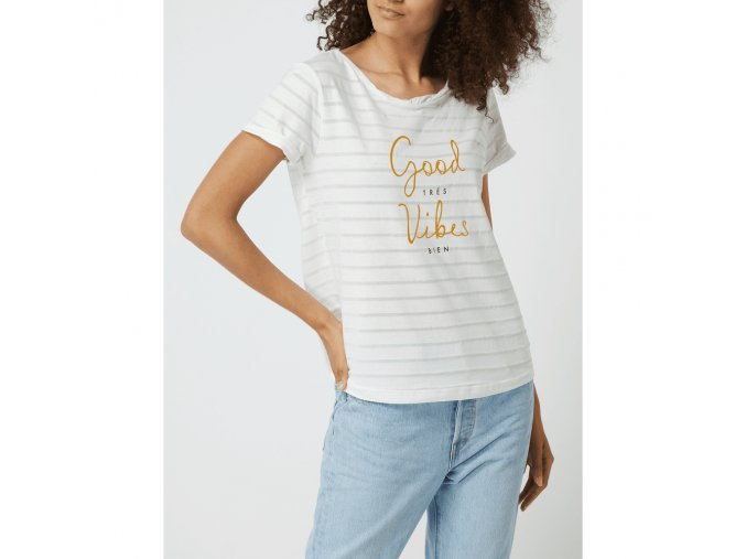 broadway nyc t shirt mit message print offwhite 1317490,a59665,1000x1000f