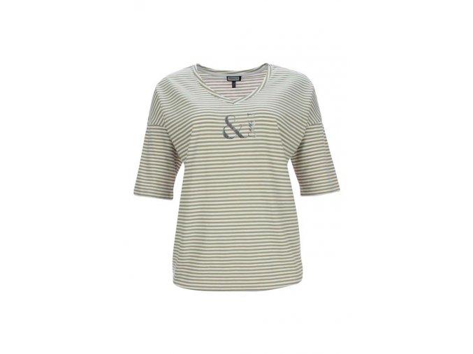 Dámske tričko Kenny S. Camel stripe