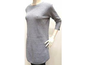 Úpletové krátke šaty PALMA