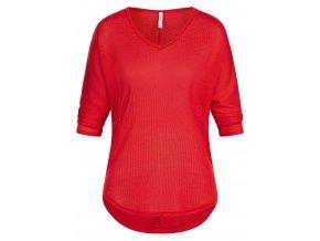 Dámske červené tričko HLS LISA