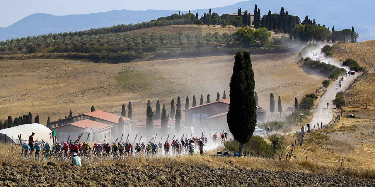 Strade Bianche, festival mládí bez slitování.