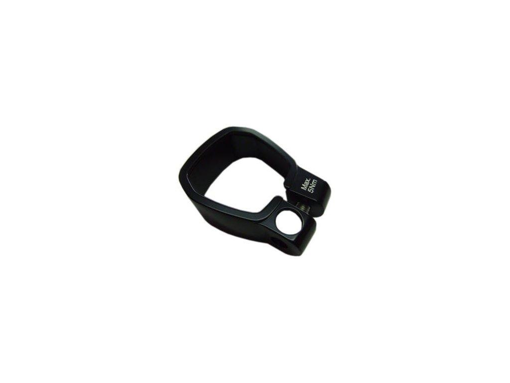 BMC seatpost clamp - sedlová objímka SLR01