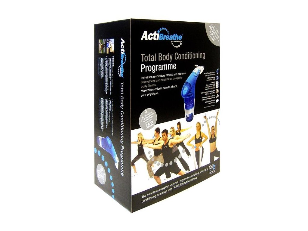 ActiBreathe Total Body Conditioning