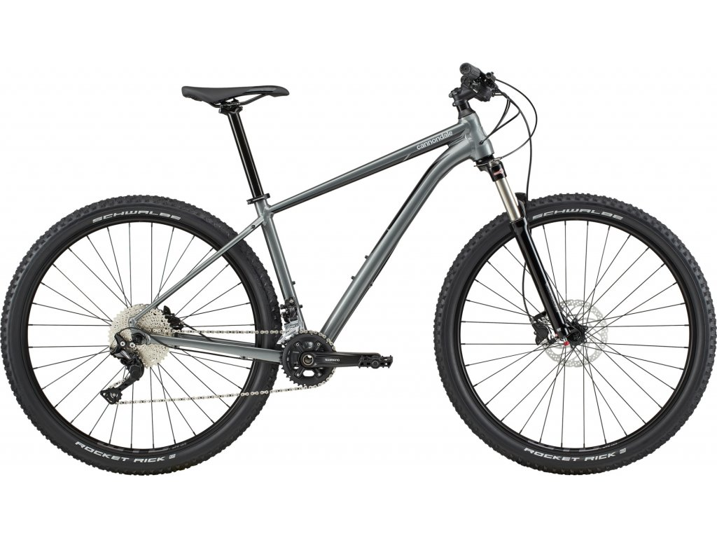 "20 CANNONDALE TRAIL 29"" 4"