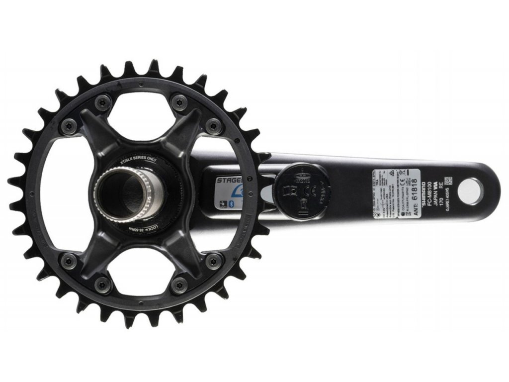 Stages Shimano XT M8100 Power R