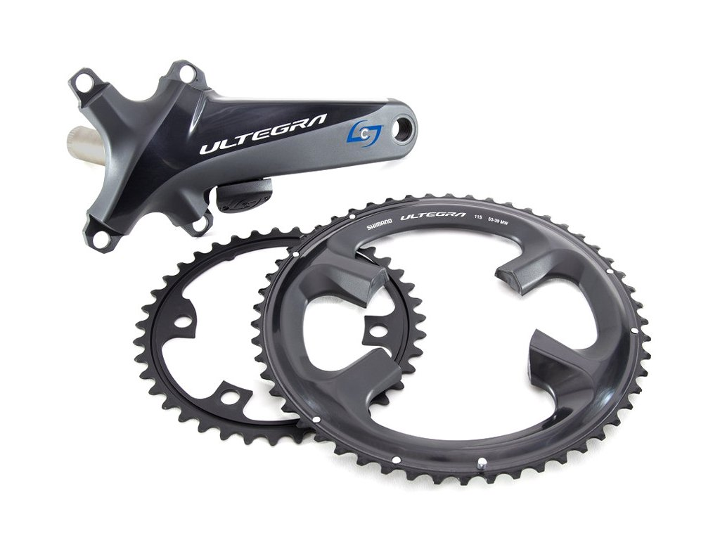 stages cycling power meter r shimano ultegra r8000 incl chainrings 2