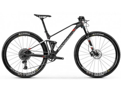 horské kolo MONDRAKER F-Podium Carbon - DT SWISS, carbon/white/flame red, 2020