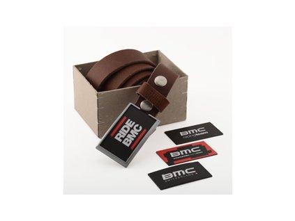 BMC kožený pásek