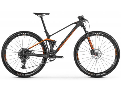 horské kolo MONDRAKER F-Podium Carbon, carbon/orange/grey, 2021
