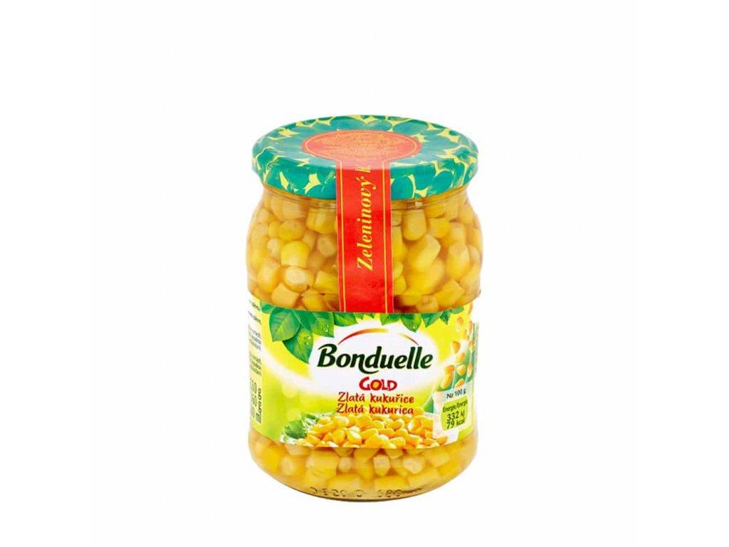 Bonduelle Kukuřice Zlatá 580ml