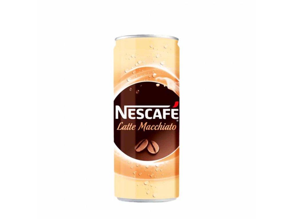 Nestle Káva ledová, Latte Macchiato 250ml
