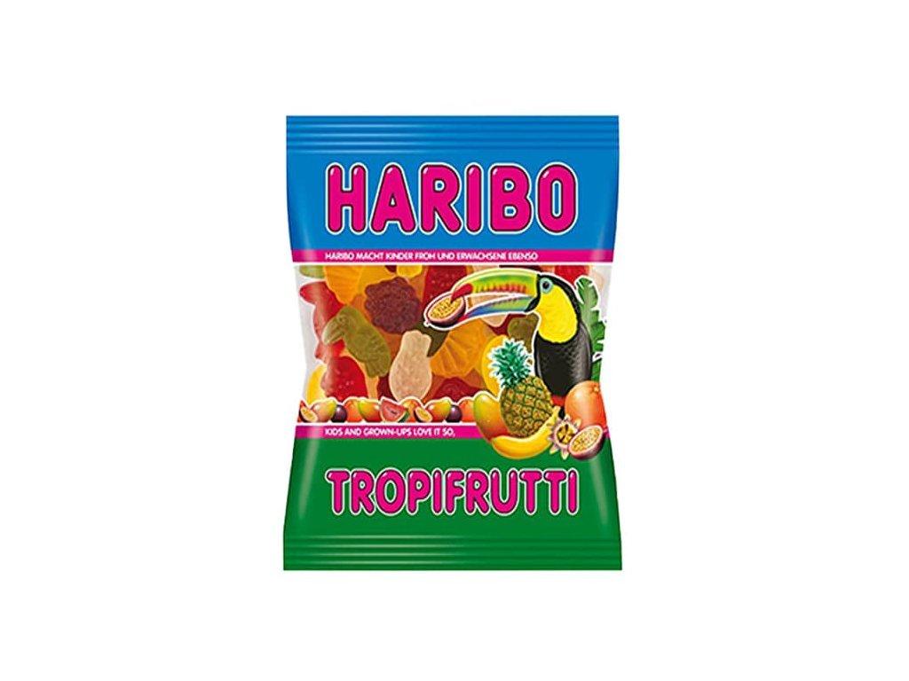 Haribo bonbóny, Tropifrutti 100g