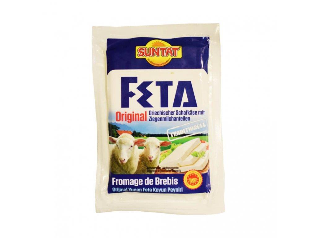 Sýr feta z ovčíhoa kozíhomléka 48% tuku