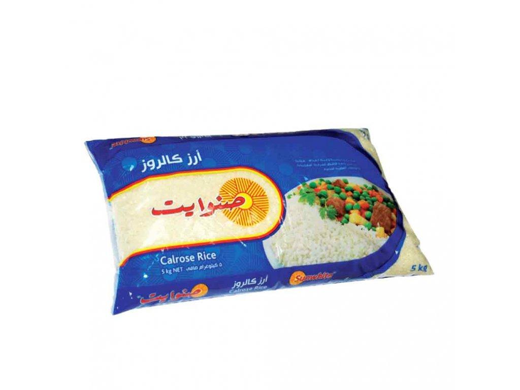 Sunwhite Rýže 5kg