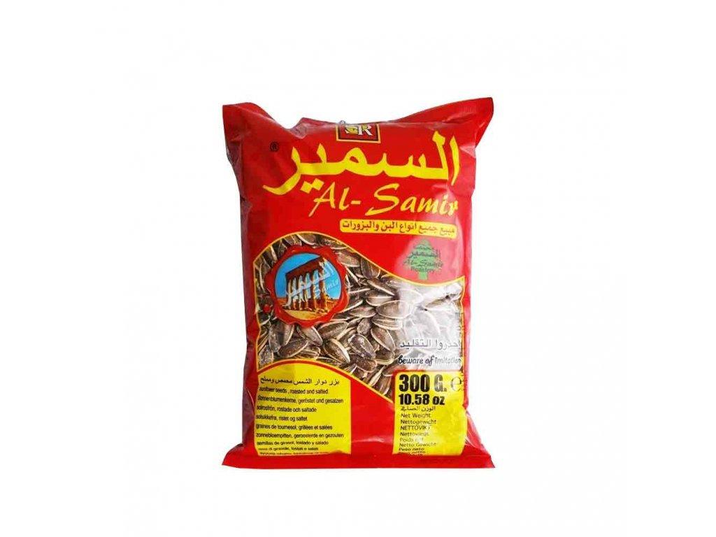Al-Samir Slunečnicová semínka pražená a solená 300g
