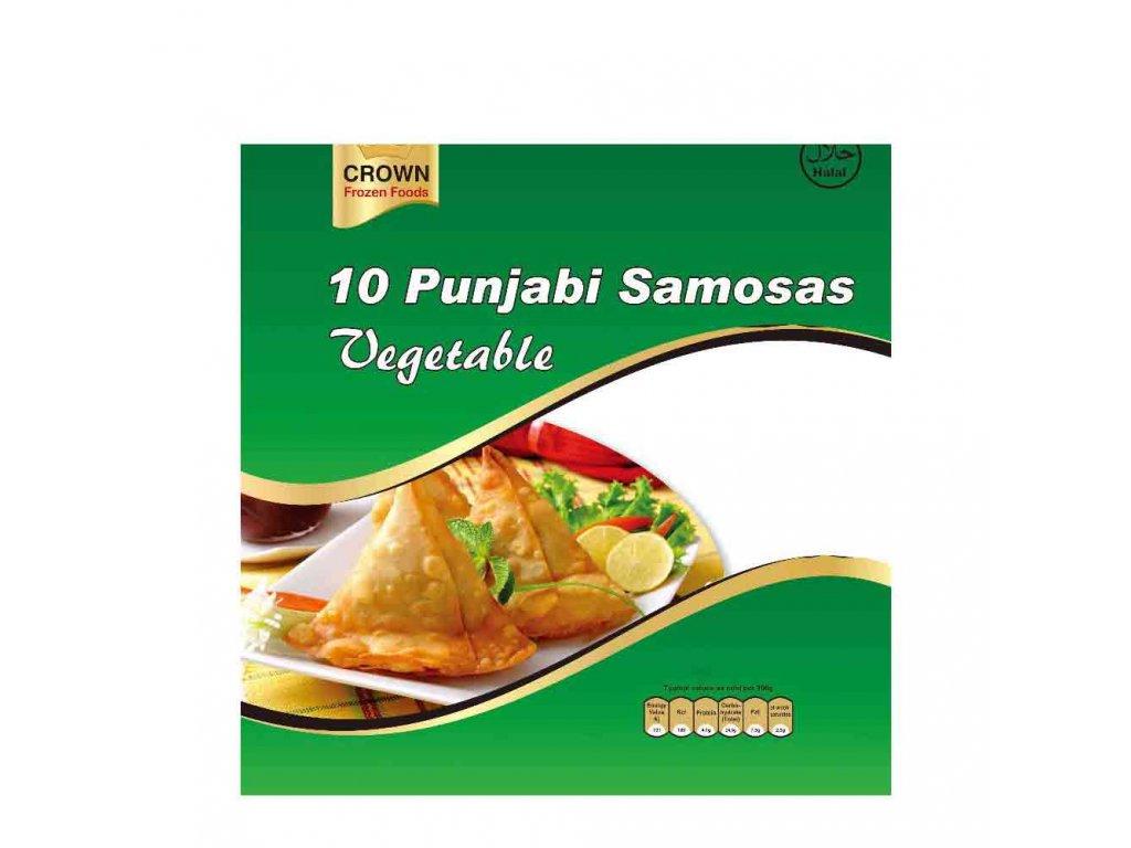 Punjabi samosas zeleninový 750g