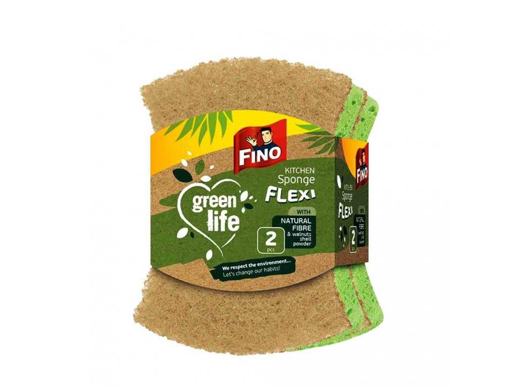 Flexi recyklovaná houbička 2kusů