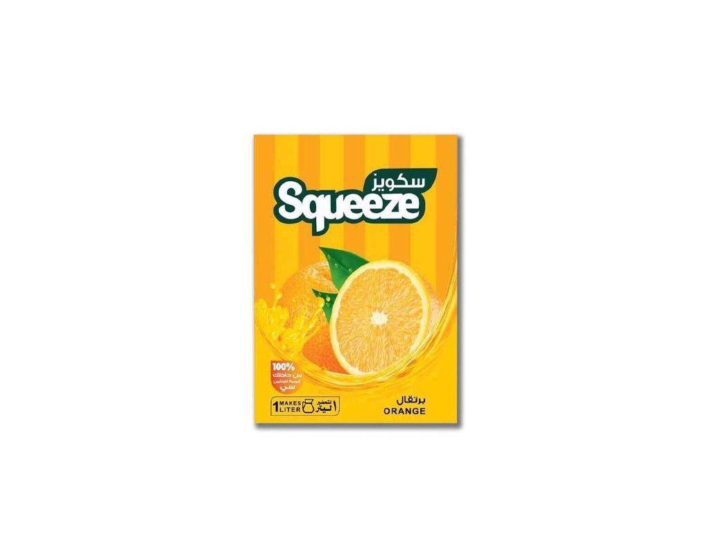 Squeeze pomeranč 35g