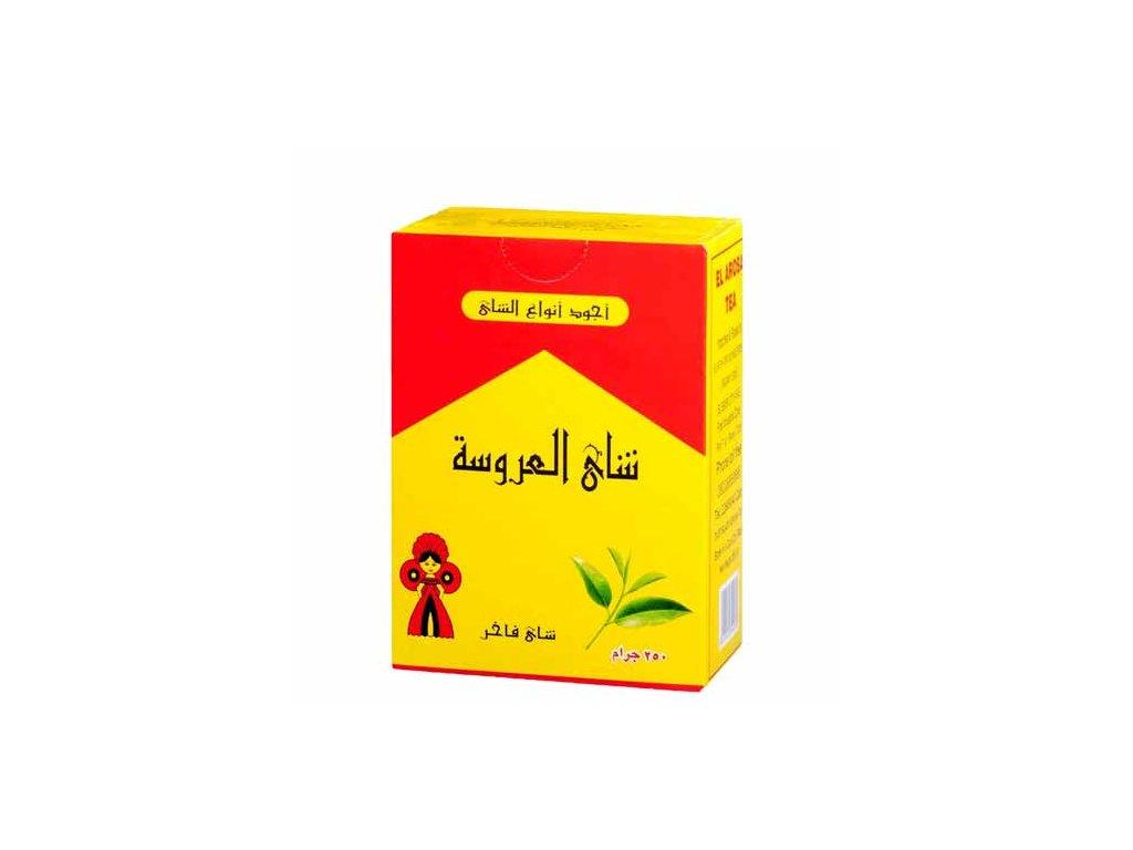 Al-Arosa Čaj černý keňský, Sypaný 250g