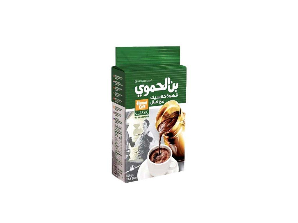 Hamwi Káva arabská s kardamonem, Classic 500g