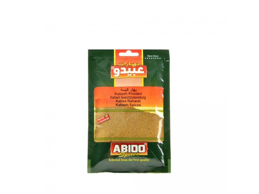 Abido Směs koření na Kabsu 50g
