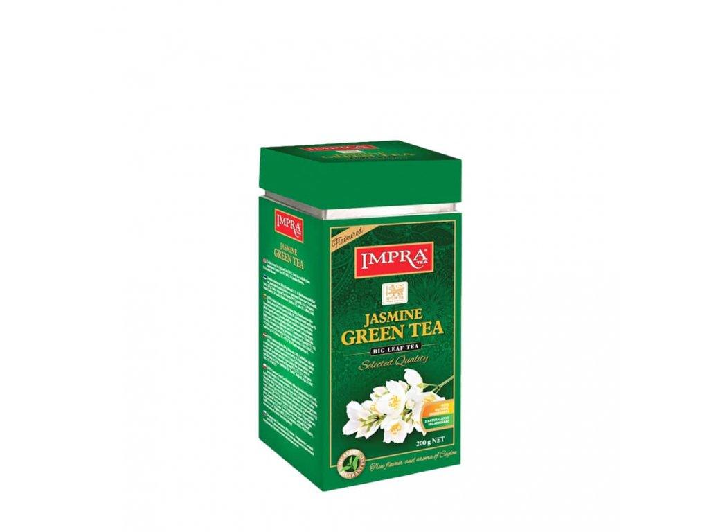 Impra Čaj zelený jasmínový, Velkolistý 200g