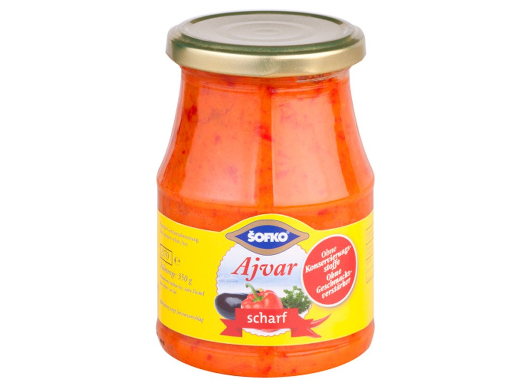 Ajvar Gourmet Sauce 350g