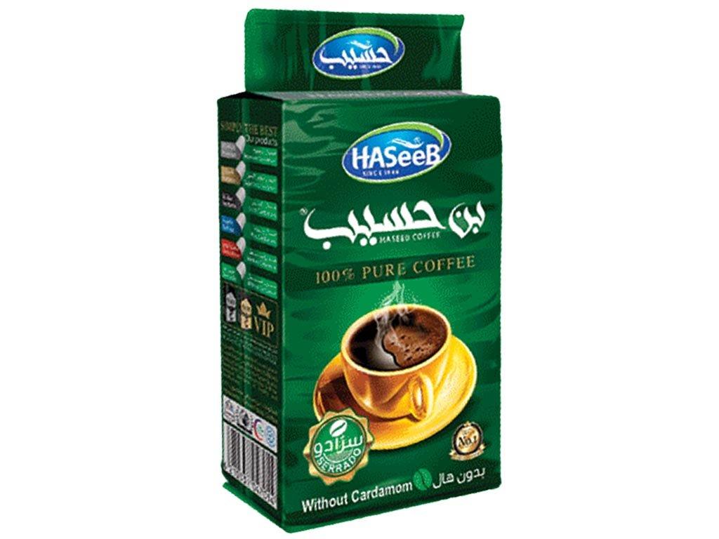 Arabic coffee without cardamom, SERRADO 200g