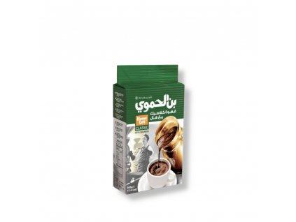 Hamwi Káva arabská s kardamonem, Classic 180g
