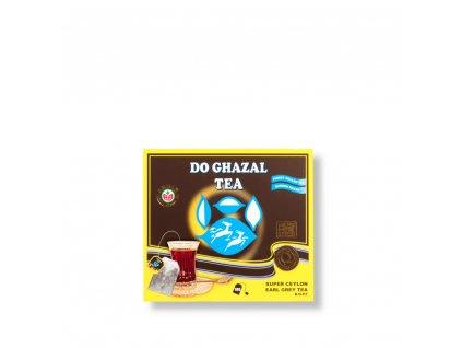 Do Ghazal Čaj cejlonský černý Bergamotem, Sáčky 200g
