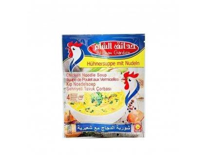 Al-Sham Garden Slepičí polévka s nudlemi 66g