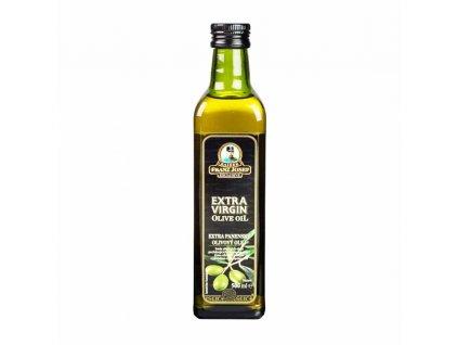 Kaiser Franz Josef Olej olivový, Exclusive Extra panenský Nefiltrovaný 500ml