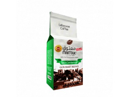 Maatouk Káva s kardamonem 200g