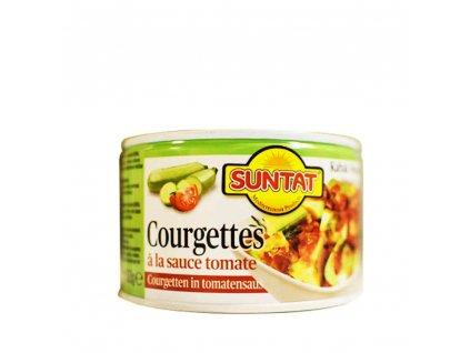 Suntat Cuketa v rajčatové omáčce 350g