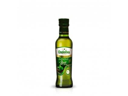 Ondoliva Olej olivový, Extra Panenský s Bazalkou 250ml