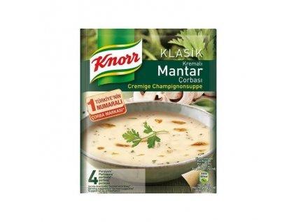 Knorr Polévka žampionová, Mantar 63g