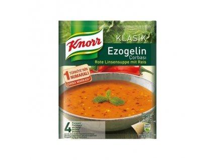 Polévka čočková s rýží, Ezogelin 65g