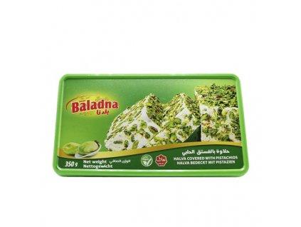 Baladna Halwa sezamová s pistáciemi 350g