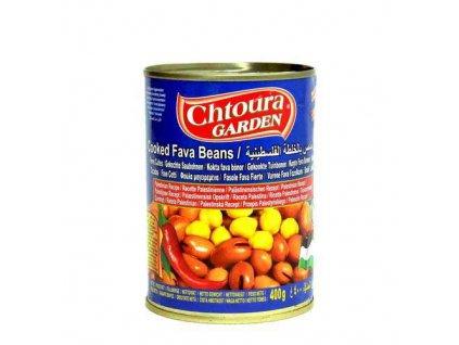 Chtoura Garden Boby konzerva, Palestinský Recept 400g