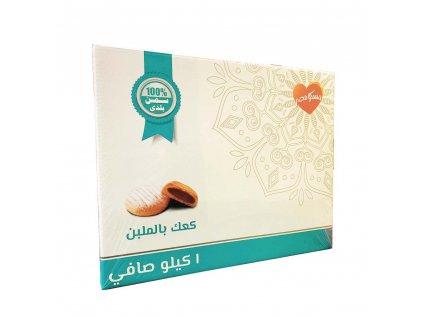 Bisco Misr Kahk naplněn Malbanem 1kg