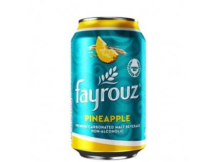 Fayrous s příchutí ananasu 330ml