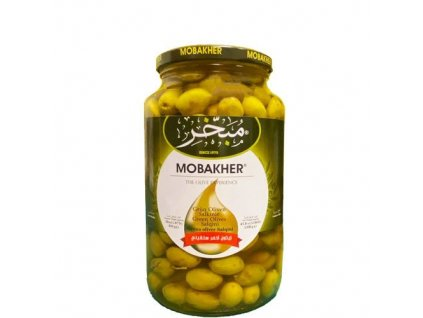 Olivy zelené Salkini 1300g