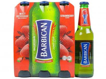 Barbican nealkoholický nápoj Jáhoda 6 330ml