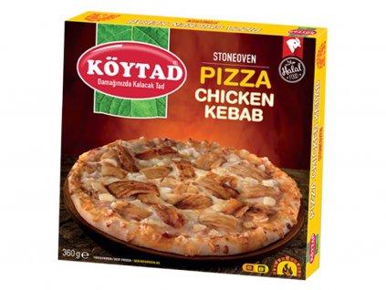 Köytad Pizza Chicken Kebab